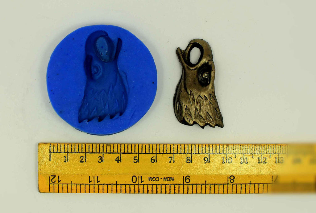 Victorian Eagle Bird Mould - Claysphere