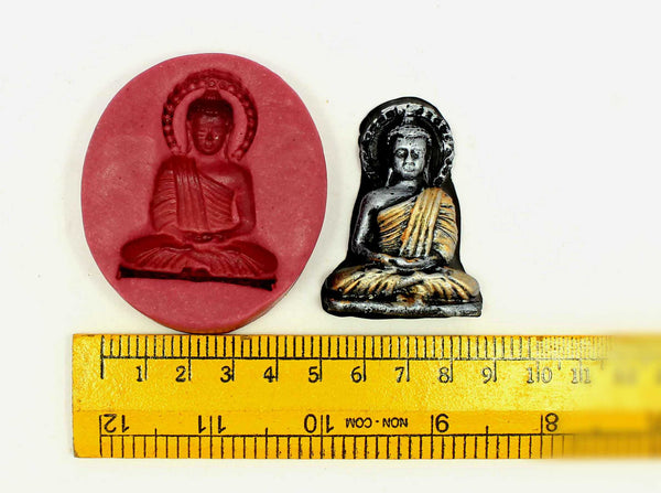Buddha Temple Mould - Claysphere