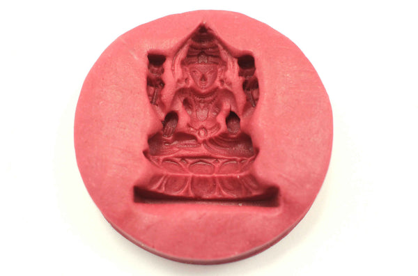 Goddess Lakshmi Abundance Temple Mould - Claysphere