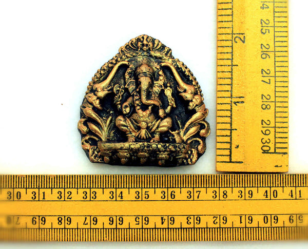 Gaja Ganesha Temple Mould - Claysphere