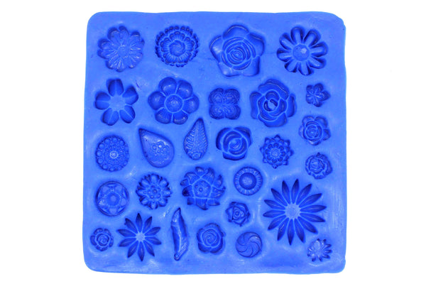Crafters Choice Floral Mould Pad - Claysphere