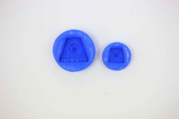 Ethnic Choker Mould Set - Claysphere