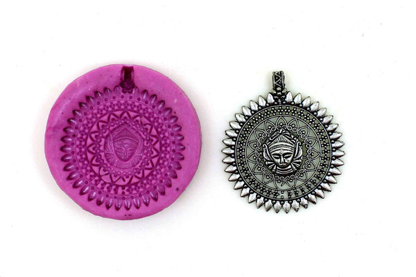 Amman Temple Mould - Claysphere