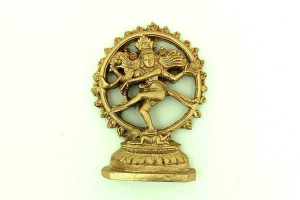 Shiva Natarajah Dancing Temple Mould - Claysphere