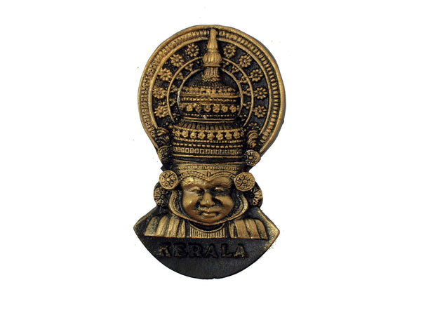 Kathakali- Karuna (pathos) Temple Mould - Claysphere