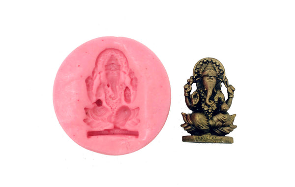 Avighna Ganesha Temple Mould - Claysphere