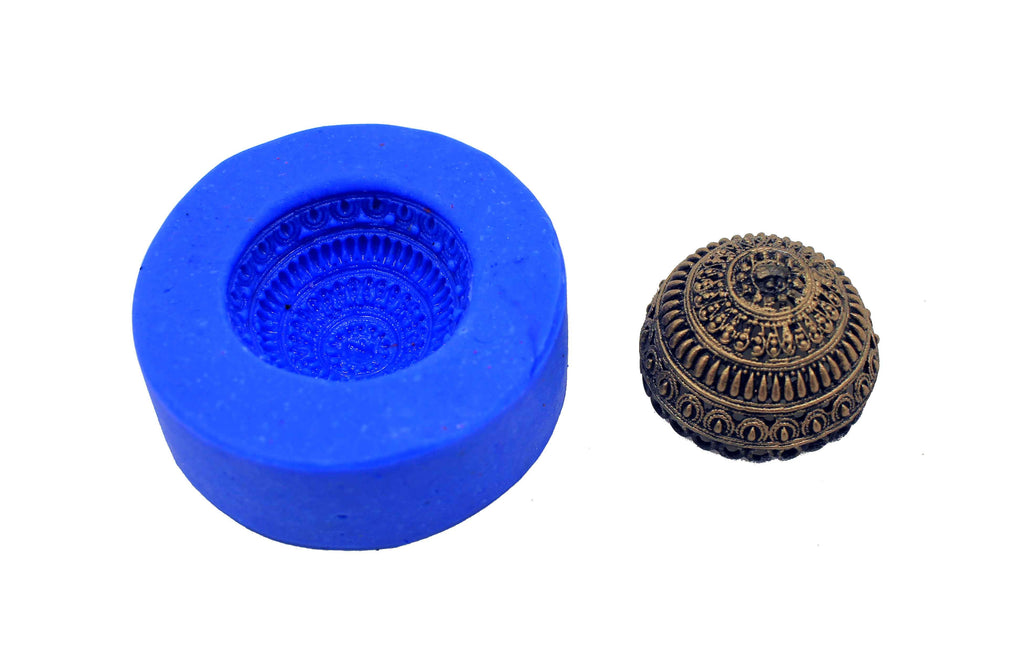 CSJ101 Jhumka Mould - Claysphere