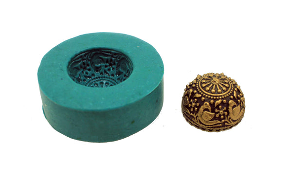 CSJ105 Jhumka Mould - Claysphere