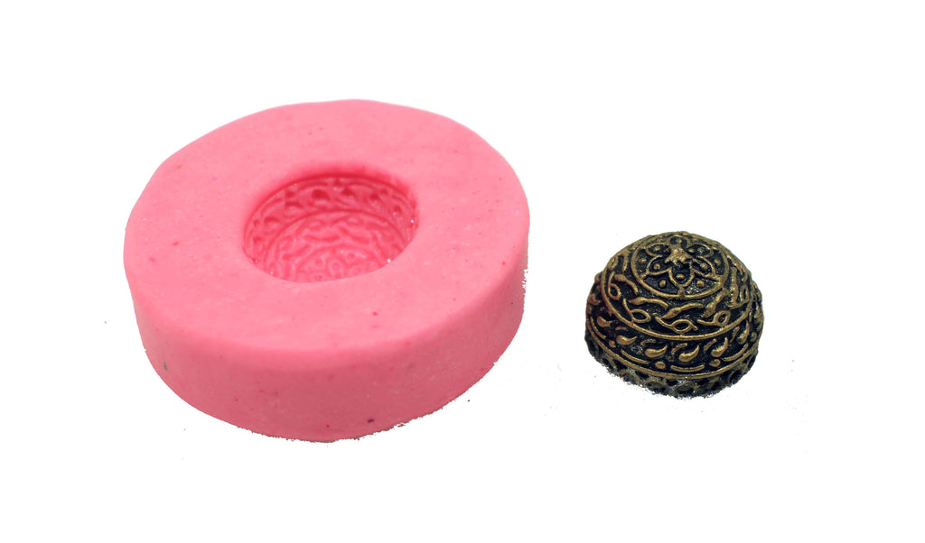 CSJ108 Jhumka Mould - Claysphere