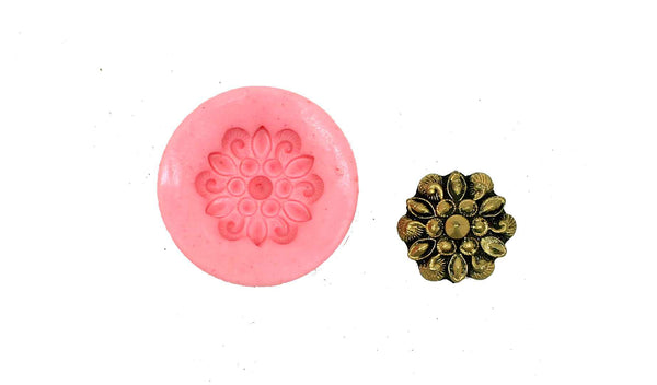 Filigree Multipurpose Stud Mould - Claysphere