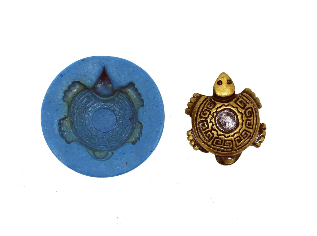 Tortoise Multipurpose Pendant Mould - Claysphere