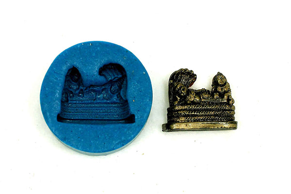 Ananthasayana Mahatmya Temple Mould - Claysphere