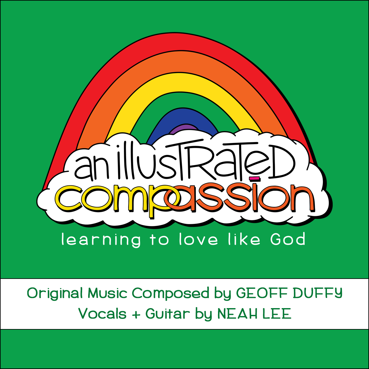 An Illustrated Compassion Curriculum Music