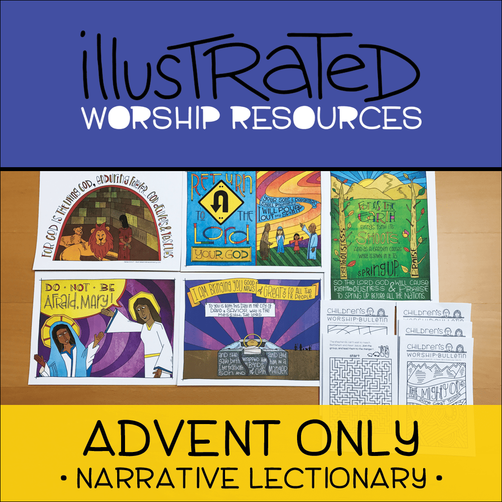 Advent Worship Resources - Narrative Lectionary