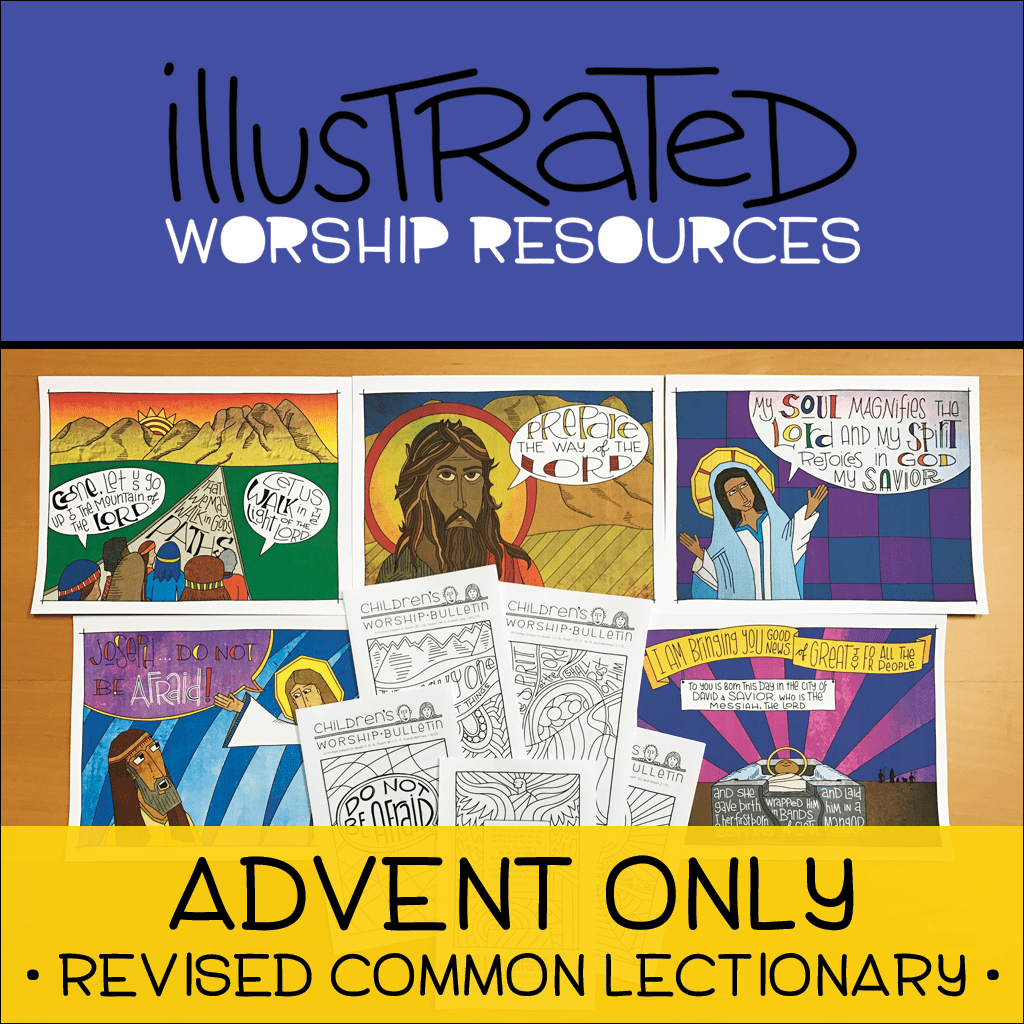 Advent worship resources - Revised Common Lectionary