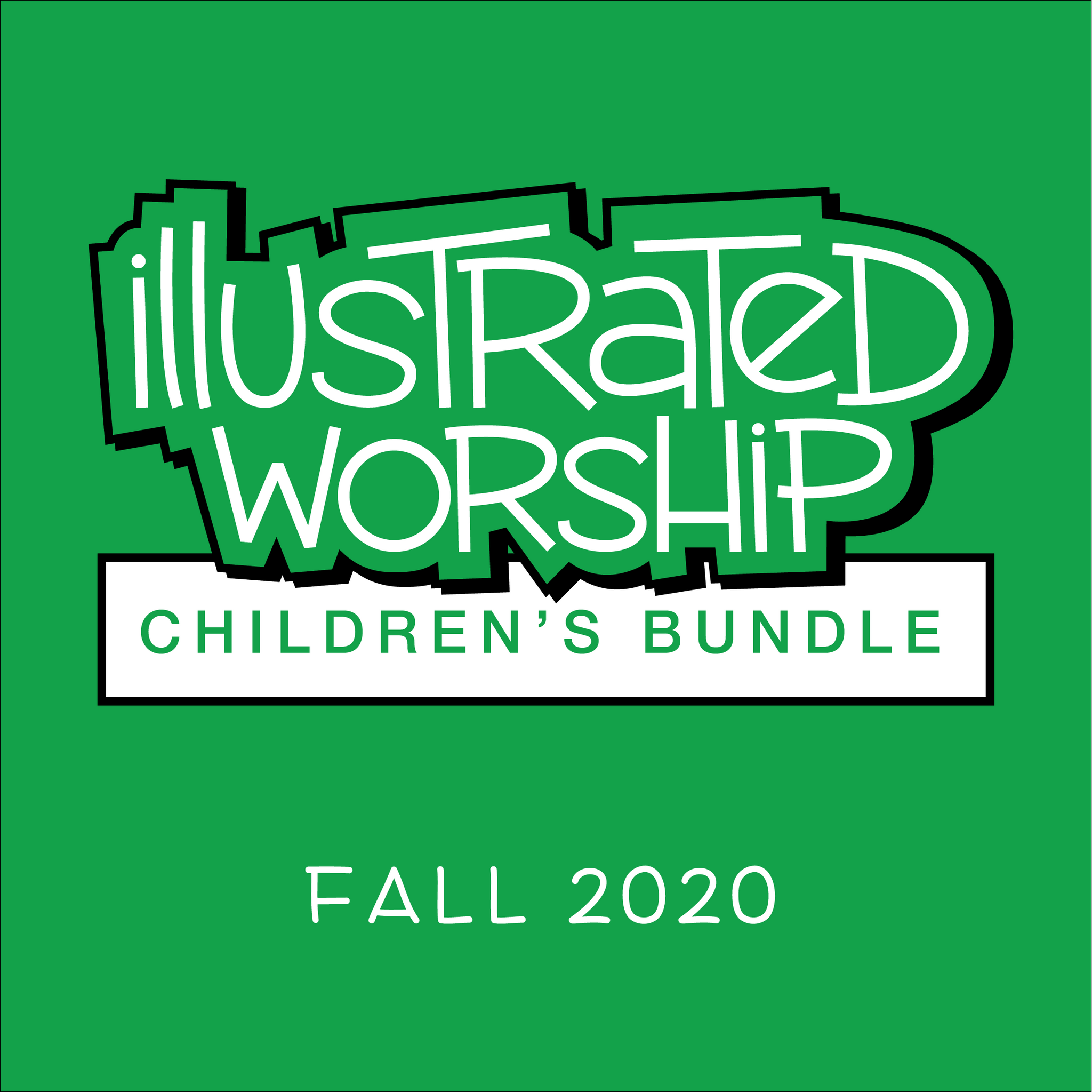 Illustrated Worship Children's Bundle: Fall 2020