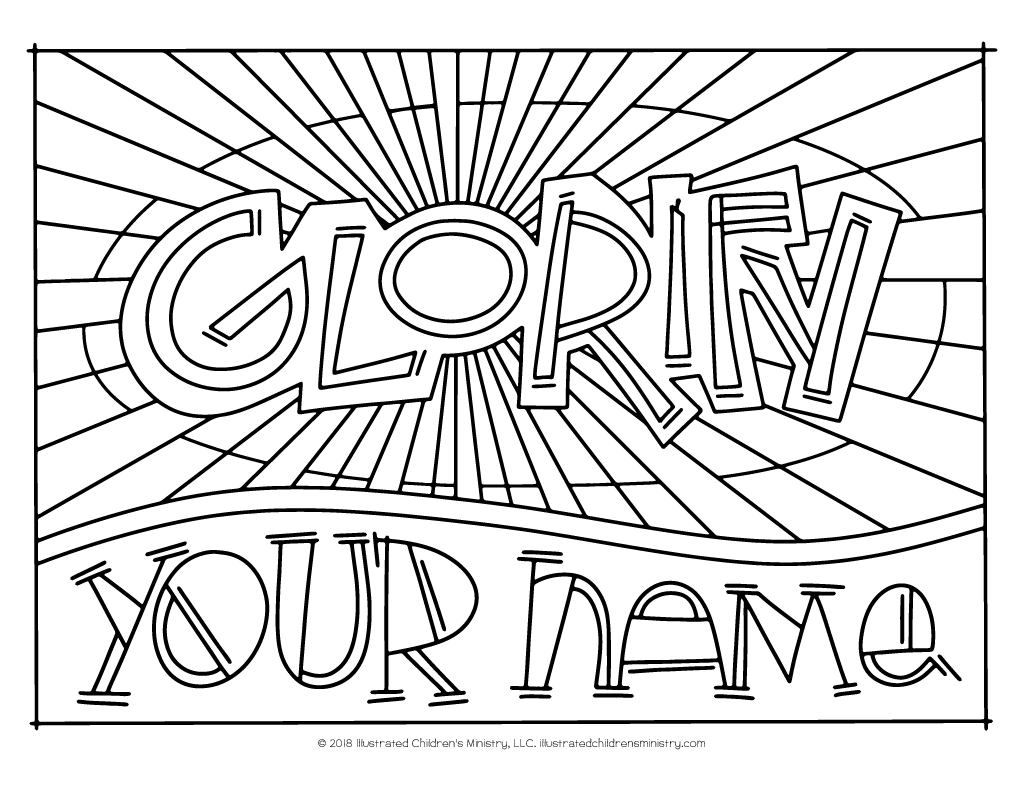 An Illustrated Lent for Families: Devotions & Coloring