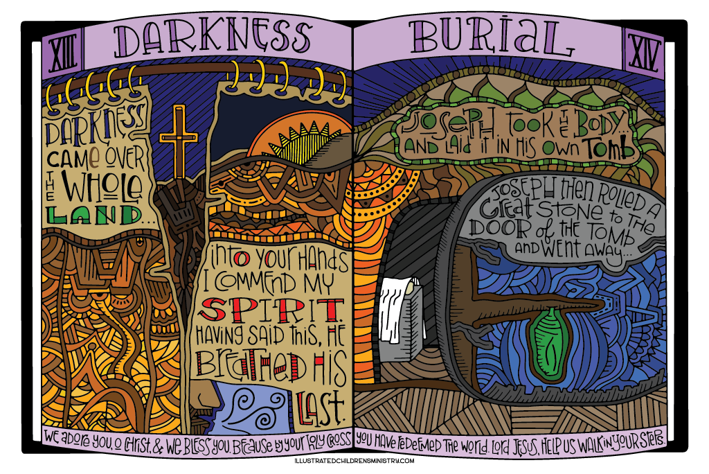Darkness and Burial