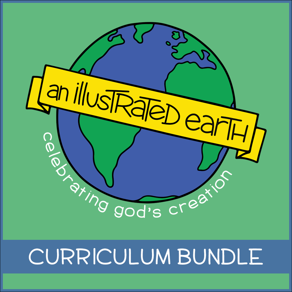 An Illustrated Earth: Celebrating God's Creation Curriculum