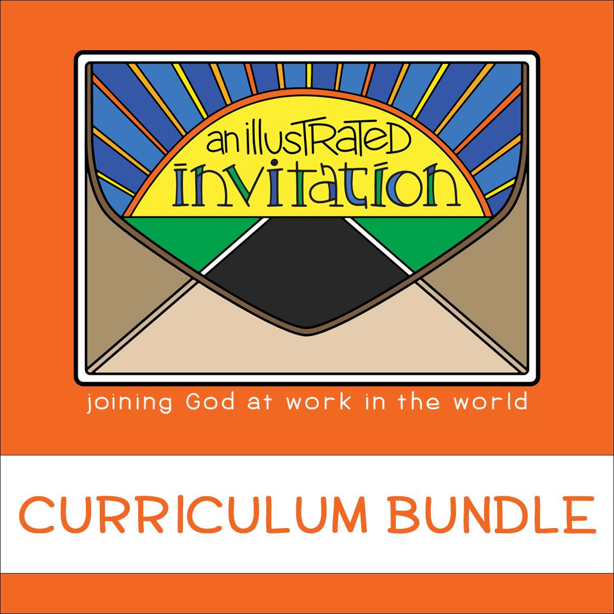 No-Prep Curriculum for Children's Ministry