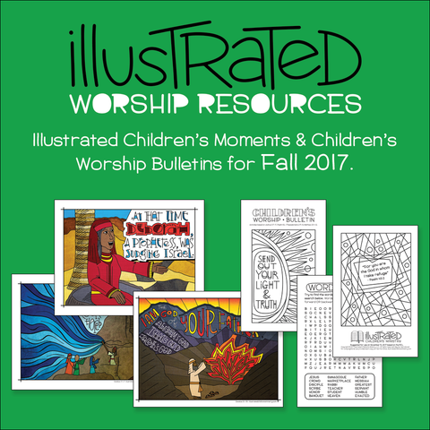 Illustrated Worship Resources: Fall 2017