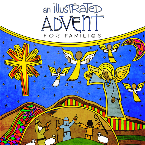 An Illustrated Advent for Families (2016)