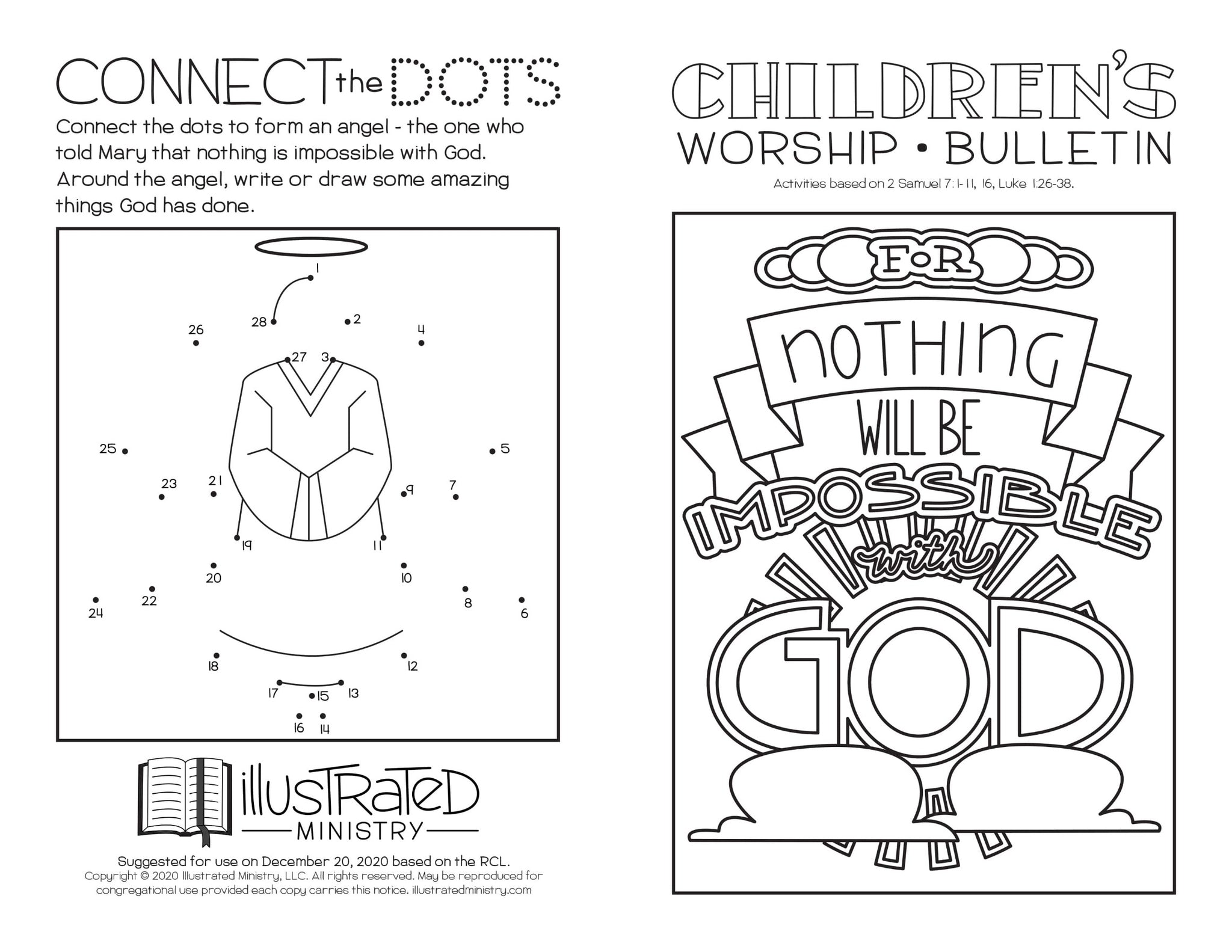 Illustrated Worship Resources: Advent 2020