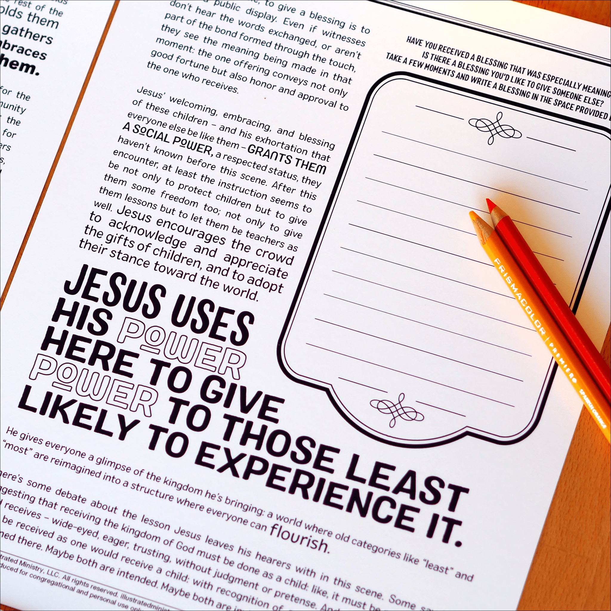 Generous Giving: An Illustrated Devotional