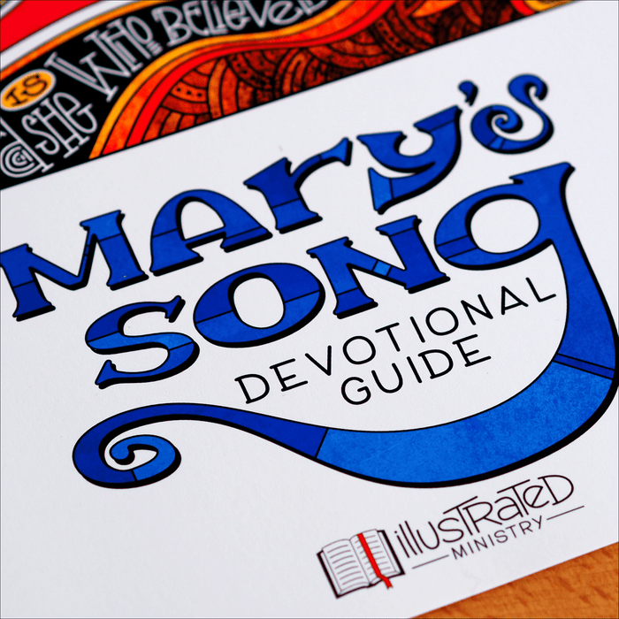 Mary's Song Devotional Guide