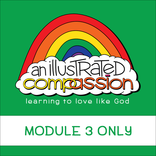 An Illustrated Compassion: Learning to Love Like God