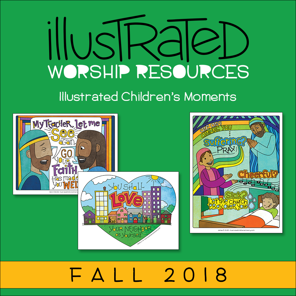 Illustrated children's moments - Fall 2018