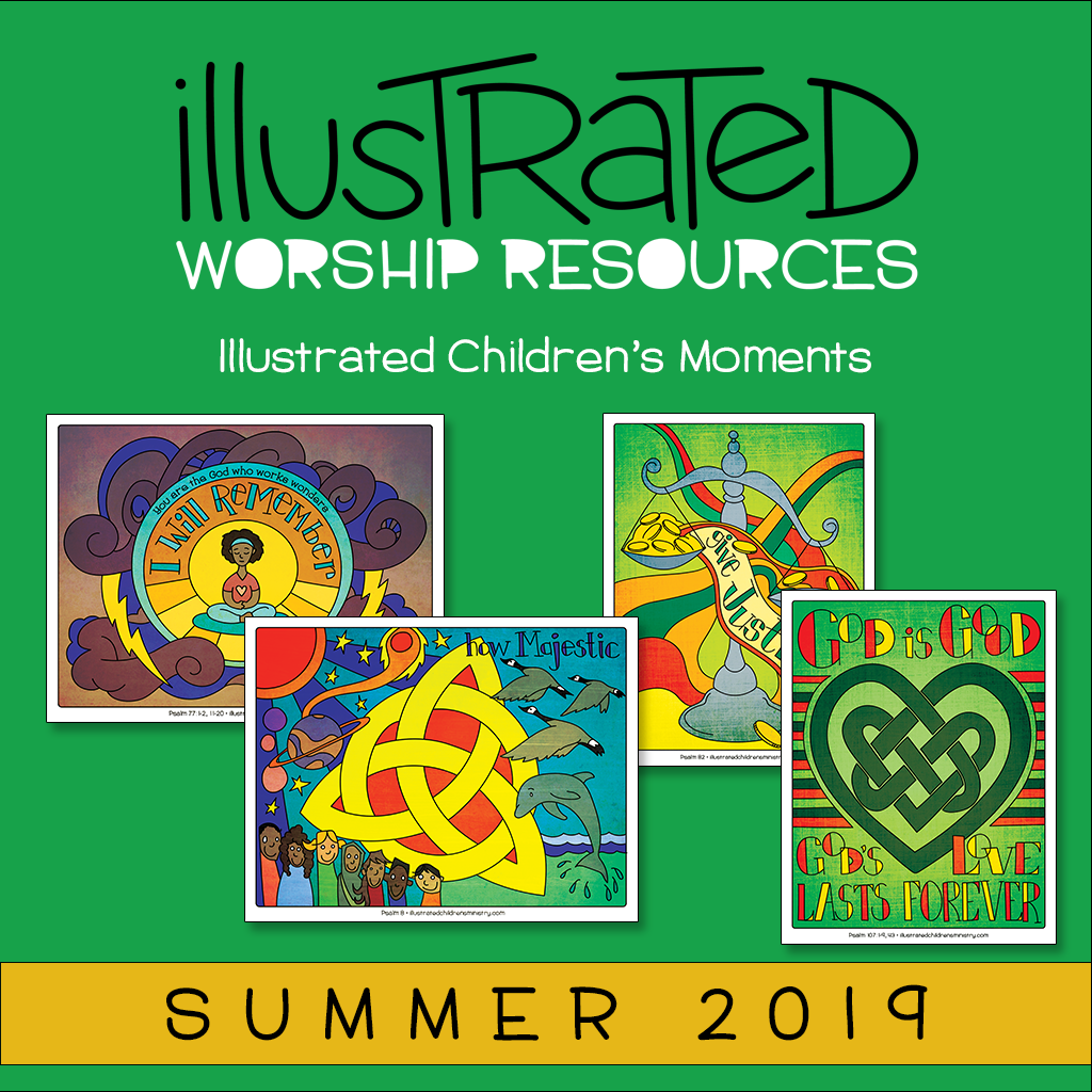 Illustrated Children's Moments - Summer 2019