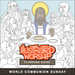 Illustrated Worship Planning Guide for World Communion Sunday