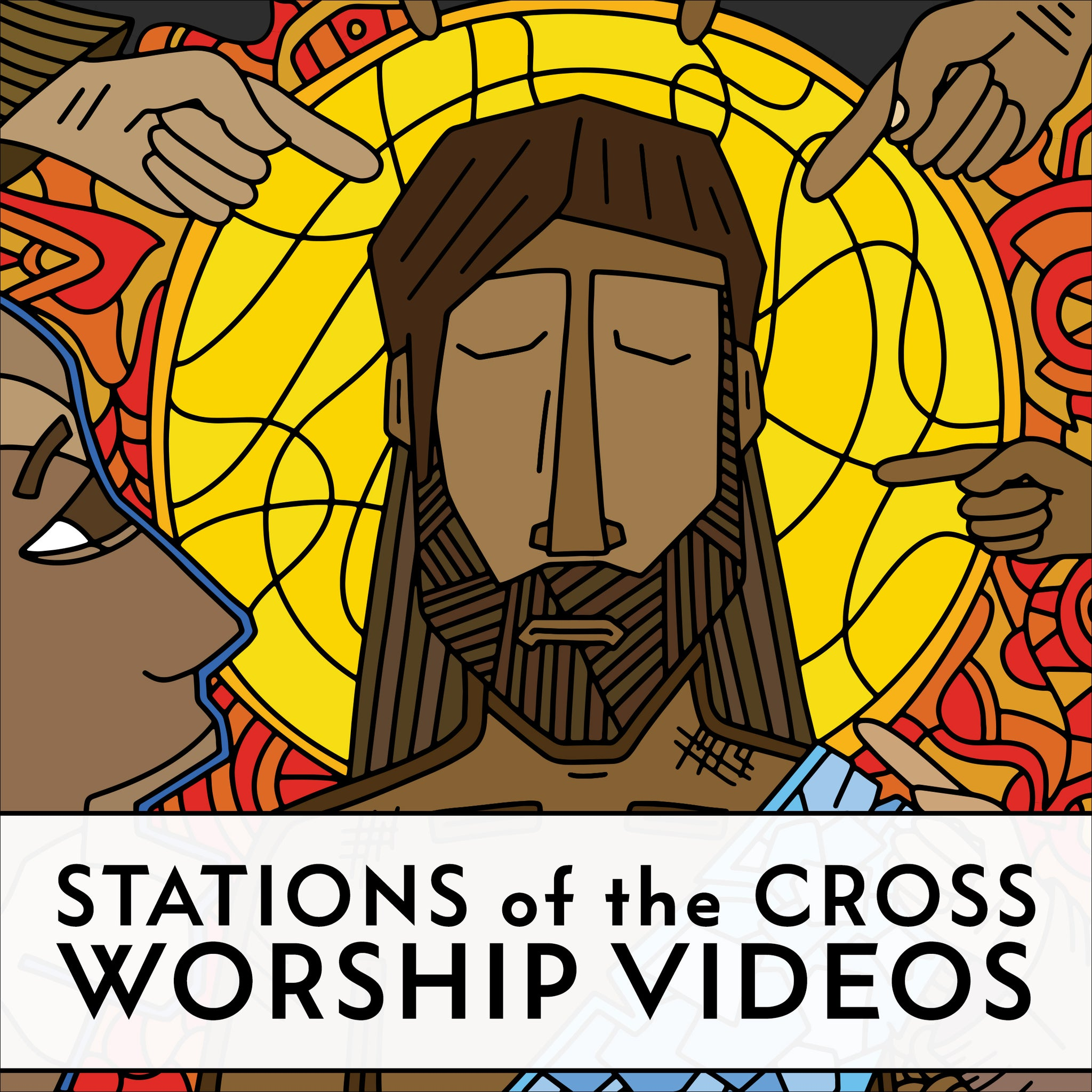 Stations of the Cross Worship Videos