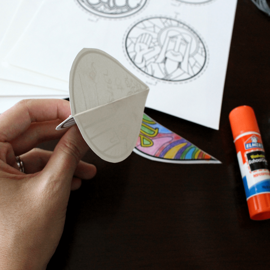 An Illustrated Ornament Set activity