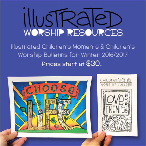 Illustrated Worship Resources: Winter 2016-2017