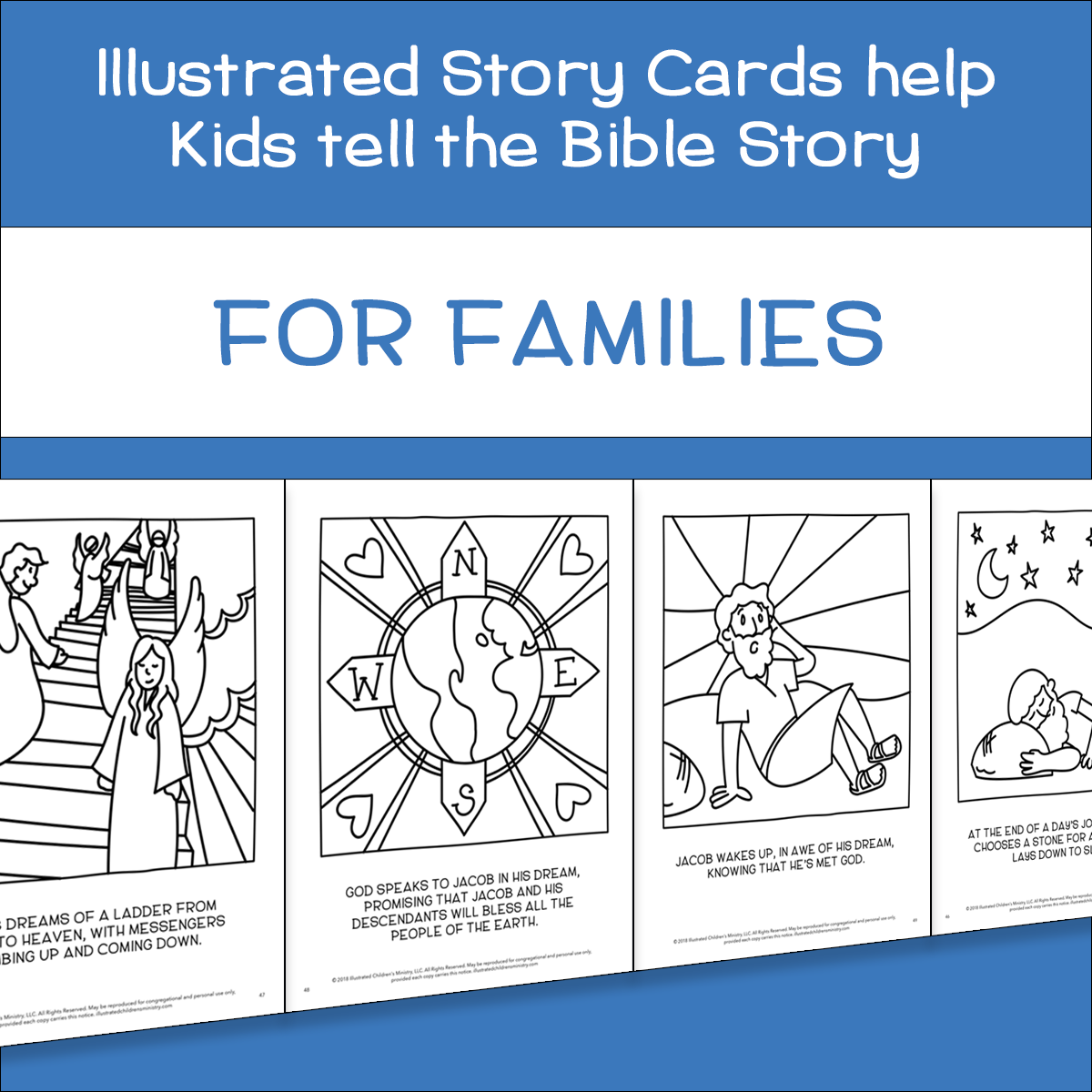 Family Devotions - Coloring Pages