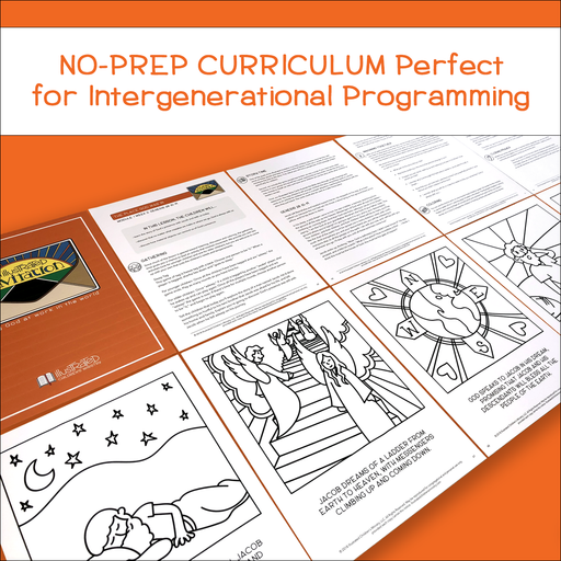 No-Prep Sunday School Curriculum