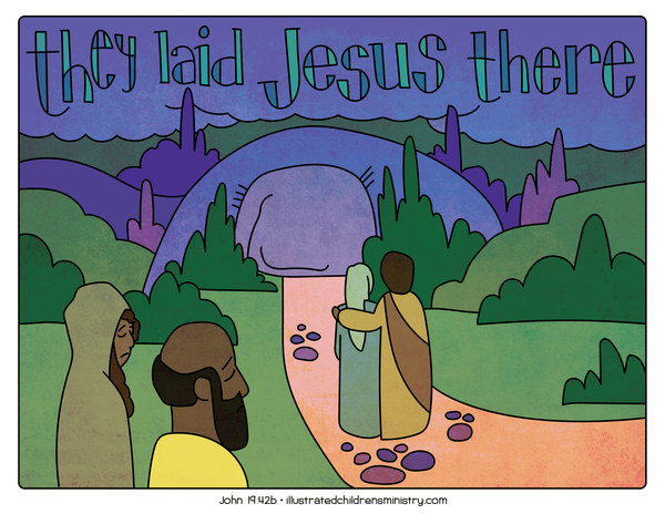An Illustrated Holy Week