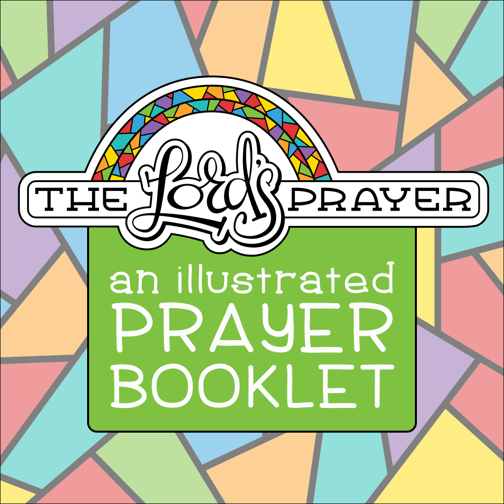 The Lord's Prayer Illustrated Prayer Booklet