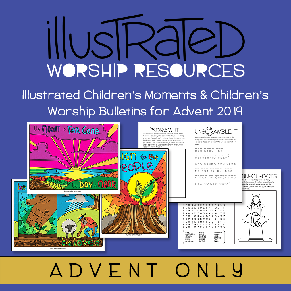 Illustrated Worship Resources: Advent 2019