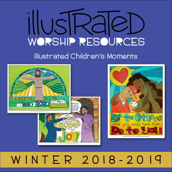Illustrated Children's Moments - Winter 2018-2019