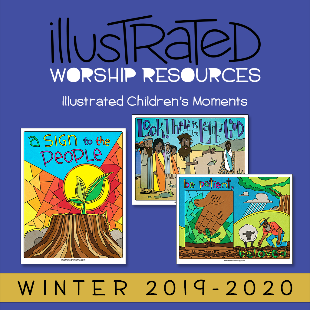 Illustrated Worship Resources: Winter 2019-2020