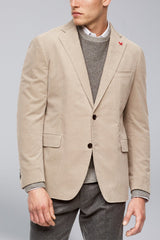 Augustus Contemporary Fit Sport Coat - Stone - Sportcoats - Cardinal of Canada-US-Augustus Contemporary Fit Sport Coat - Stone