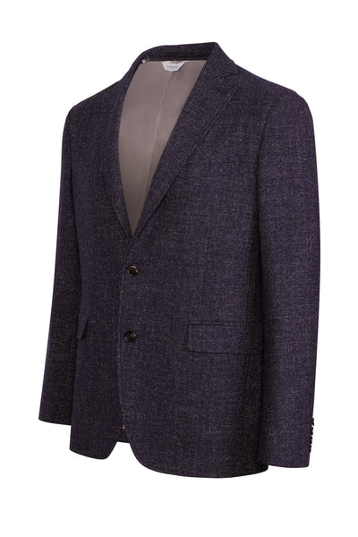 Blue Austin Modern Fit Versatile Wool Sport Coat - Cardinal of Canada-US