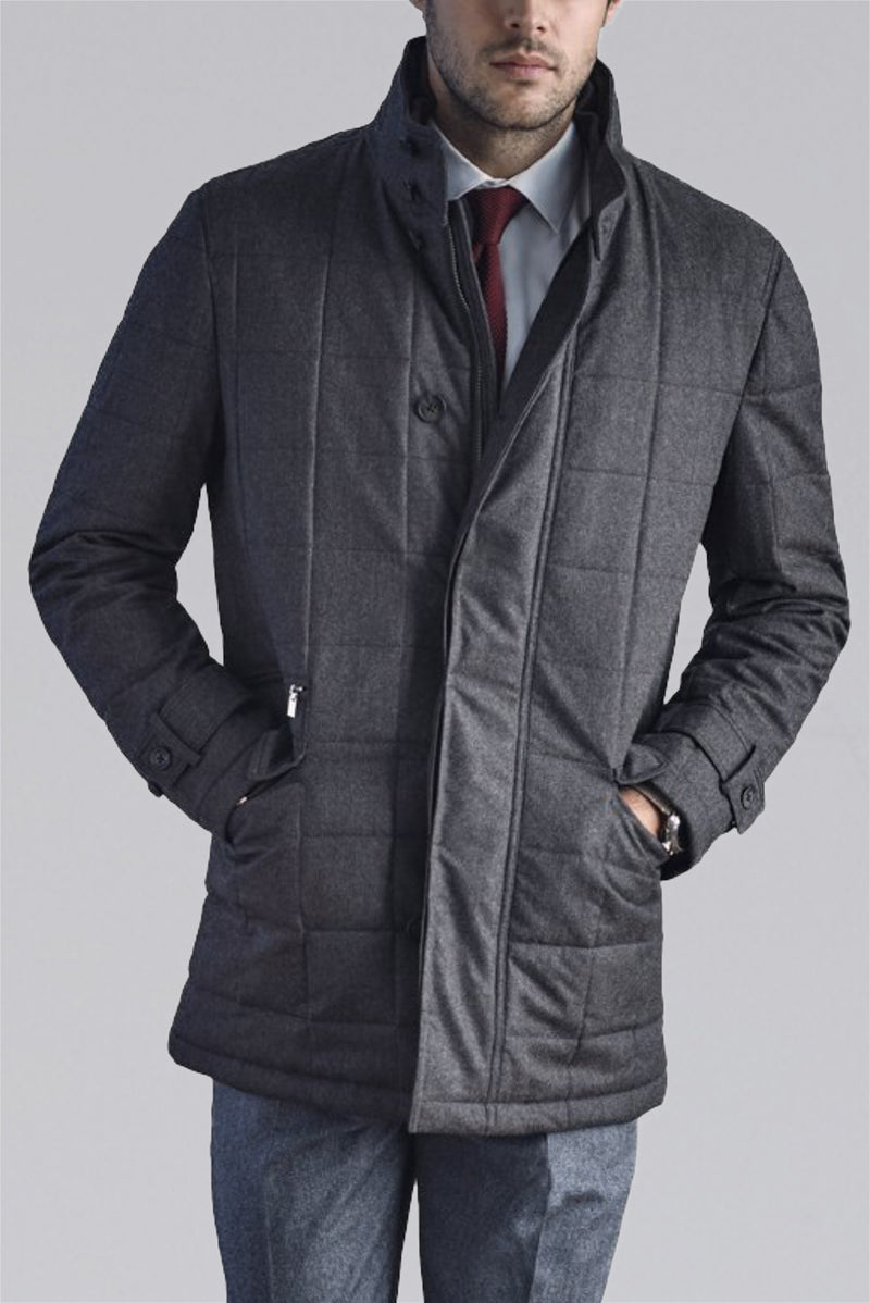 Brown Mix Belmont - Outerwear - Cardinal of Canada-US
