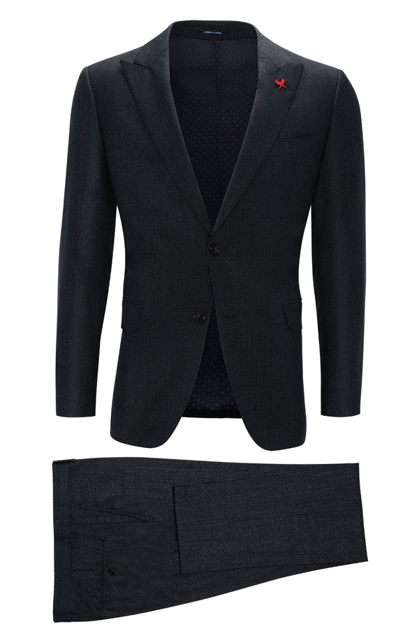 Charcoal Watson Modern Fit Wool Suit - Cardinal of Canada-US