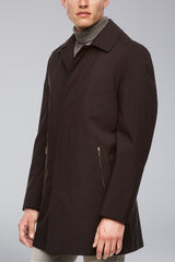 McCord Raincoat - Black