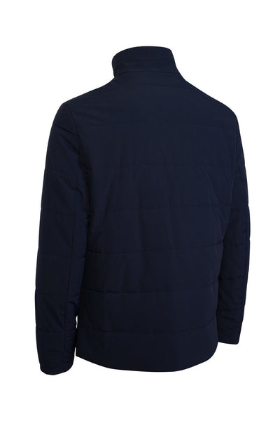 Navy Brogan Quilted Bomber - Cardinal of Canada-US