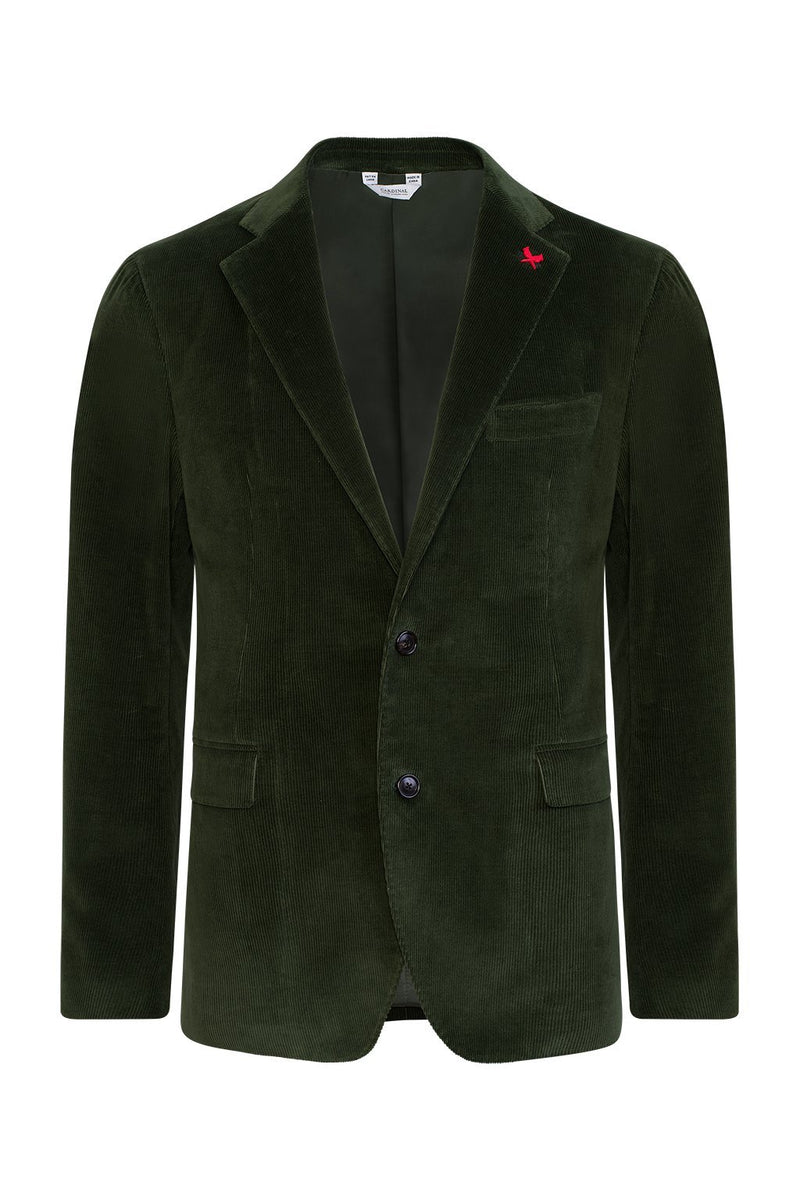 Olive Augustus Contemporary Fit Sport Coat - Cardinal of Canada-US